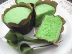 Cup Cake Kukus Spekuk