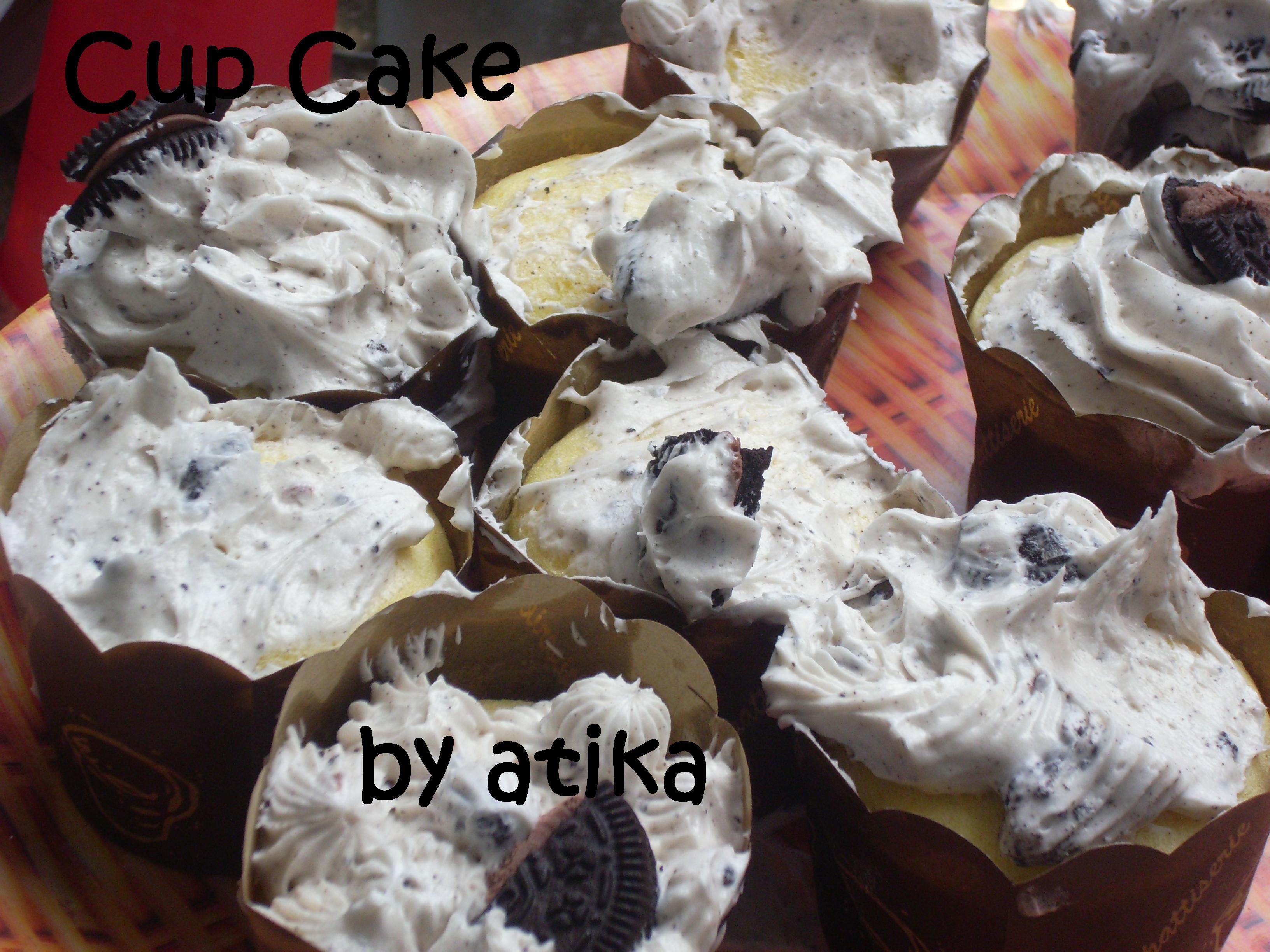 Cup Cake hancur