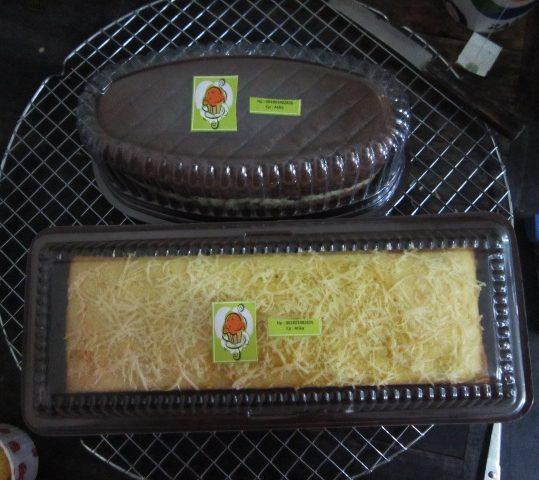 mbak wulan ada order tiramisu kukus untuk snack sore hari dirumahnya ...